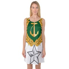 Iranian Navy Amphibious Warfare Badge Sleeveless Satin Nightdress by abbeyz71