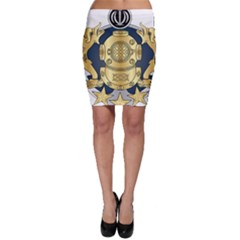 Iranian Navy Special Diver First Class Badge Bodycon Skirt by abbeyz71