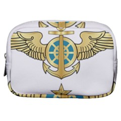 Iranian Navy Aviation Pilot Badge Third Class Make Up Pouch (small) by abbeyz71