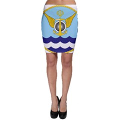 Official Insignia Of Iranian Navy Aviation Bodycon Skirt by abbeyz71