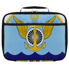 Official Insignia Of Iranian Navy Aviation Full Print Lunch Bag by abbeyz71