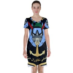 Iranian Naval Commandos Command Insignia Short Sleeve Nightdress by abbeyz71