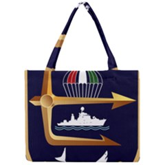 Iranian Navy Marine Corps Badge Mini Tote Bag by abbeyz71