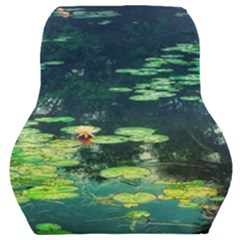 Lily Pond Ii Car Seat Back Cushion