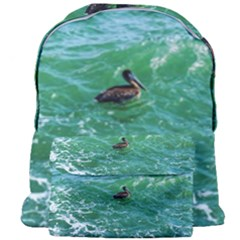 Waterbird  Giant Full Print Backpack