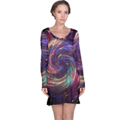 Cassiopeia Supernova Cassiopeia Long Sleeve Nightdress