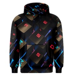 Keyboard Gamer Computer Technology Men s Pullover Hoodie