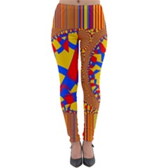 Graphic Design Graphic Design Lightweight Velour Leggings