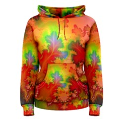 Background Abstract Color Form Women s Pullover Hoodie