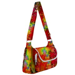 Background Abstract Color Form Multipack Bag