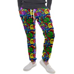 Graffiti 3 1 Men s Jogger Sweatpants
