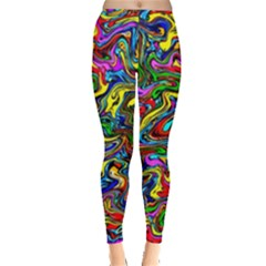 Graffiti 3 2 Leggings  by ArtworkByPatrick