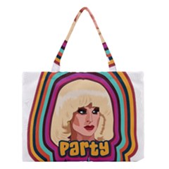 Katya Zamolodchikova Logo Medium Tote Bag