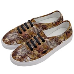 Luxury Snake Print Women s Classic Low Top Sneakers by tarastyle