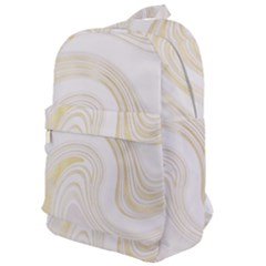 Luxury Gold Marble Classic Backpack by tarastyle
