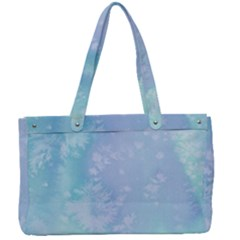 Pastel Salty Watercolor Texture Canvas Work Bag by tarastyle