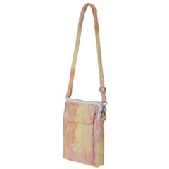 Pastel Salty Watercolor Texture Multi Function Travel Bag by tarastyle