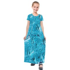Aubree Kids  Short Sleeve Maxi Dress