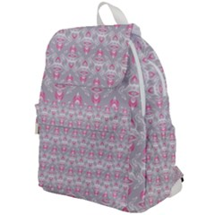 Seamless Pattern Background Top Flap Backpack