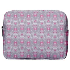 Seamless Pattern Background Make Up Pouch (large)