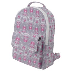 Seamless Pattern Background Flap Pocket Backpack (small)