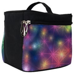 Abstract Background Graphic Space Make Up Travel Bag (big)