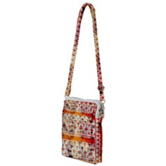 Fancy Tribal Pattern Multi Function Travel Bag by tarastyle