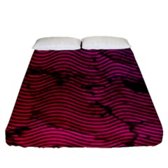 Fancy Tribal Pattern Fitted Sheet (queen Size)