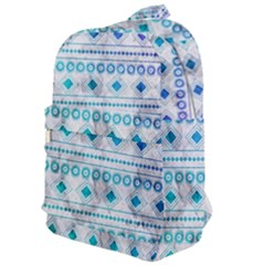 Fancy Tribal Pattern Classic Backpack by tarastyle