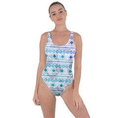 Fancy Tribal Pattern Bring Sexy Back Swimsuit by tarastyle