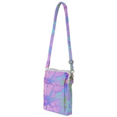 Iridescent Marble Multi Function Travel Bag by tarastyle