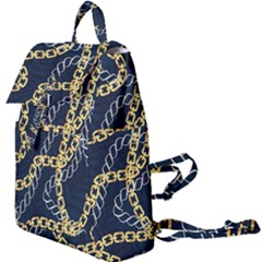 Luxury Chains And Belts Pattern Buckle Everyday Backpack by tarastyle