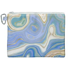 Agate Marble Canvas Cosmetic Bag (xxl) by tarastyle