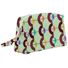Zappwaits Retro 13 Wristlet Pouch Bag (large)