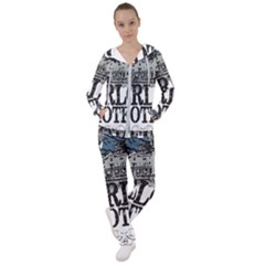 The Overlook Hotel Merch Women s Tracksuit by milliahood