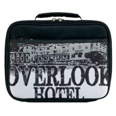 The Overlook Hotel Merch Lunch Bag by milliahood