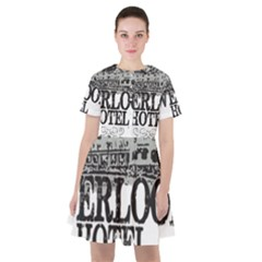 The Overlook Hotel Merch Sailor Dress by milliahood