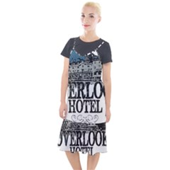 The Overlook Hotel Merch Camis Fishtail Dress by milliahood