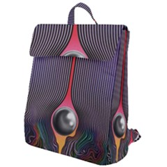 Tame Impala Flap Top Backpack by milliahood