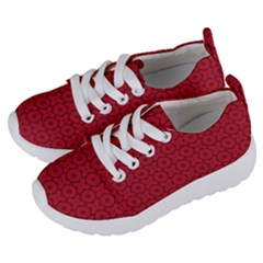 Cute Xoxo Pattern Kids  Lightweight Sports Shoes by tarastyle