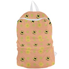 Bee Bug Nature Wallpaper Foldable Lightweight Backpack
