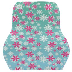 Background Frozen Fever Car Seat Back Cushion