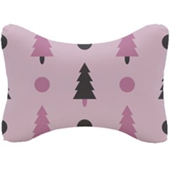 Christmas Tree Fir Den Seat Head Rest Cushion