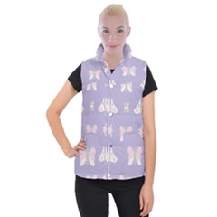 Butterfly Butterflies Merry Girls Women s Button Up Vest by HermanTelo
