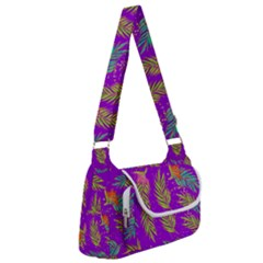 Neon Tropical Flowers Pattern Multipack Bag by tarastyle