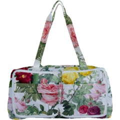 Elegant Vintage Flowers Pattern  Multi Function Bag by tarastyle