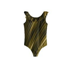 Creative Original Intention Kids  Frill Swimsuit