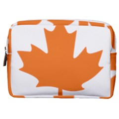Logo Of New Democratic Party Of Canada Make Up Pouch (medium)