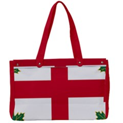 Flag Of Anglican Church Of Canada Canvas Work Bag by abbeyz71