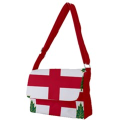 Flag Of Anglican Church Of Canada Full Print Messenger Bag by abbeyz71
